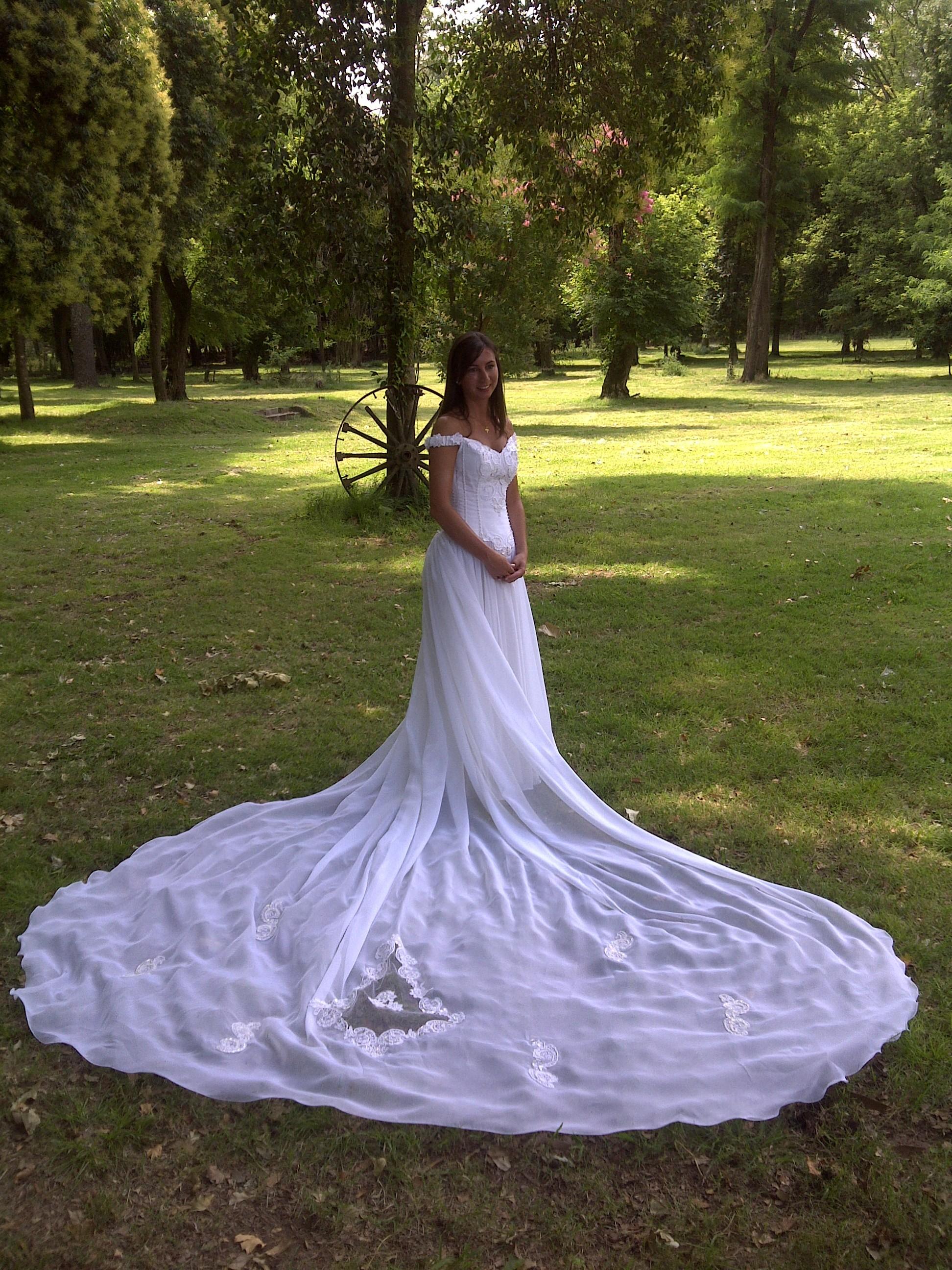 Que viva la novia  !